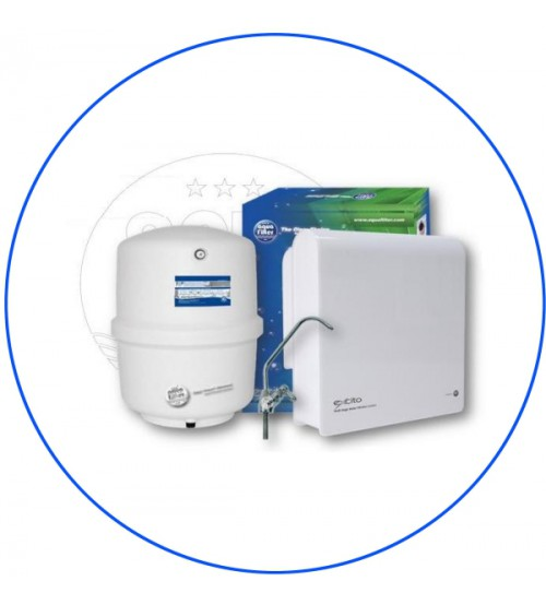 Atbulinio osmoso vandens valymo sistema EXITO-L-KR