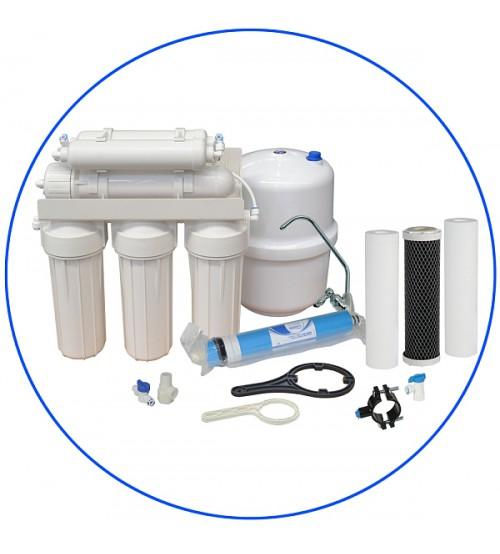 Atbulinio osmoso vandens valymo sistema So75 Aquafilter