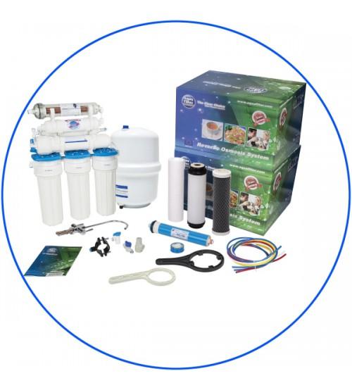 Atbulinio osmoso vandens valymo sistema FRO5MA (AQ3)