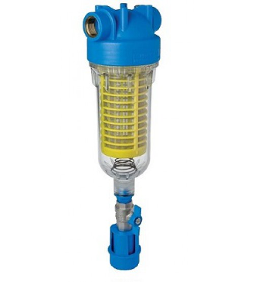 Prasiplaunantis mechaninis filtras ATLAS HYDRA RAH (M)