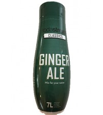 Ginger Ale skonio sirupas